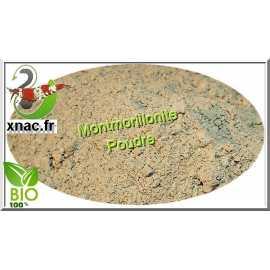 Montmorillonite BIO argile verte en poudre