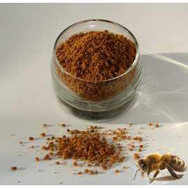 Pollen de fleurs origine France en sachet