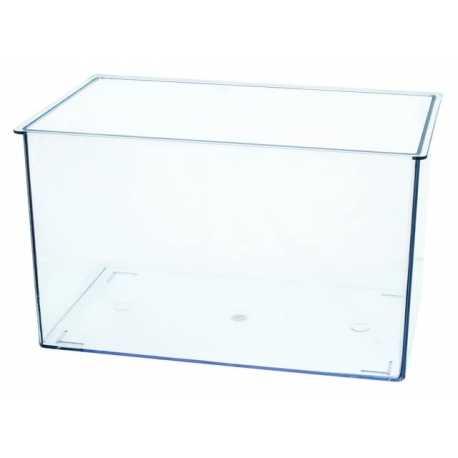Bac plexi transparent 2.6 L
