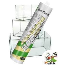 Silicone PRO pour aquarium - 310 ml