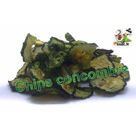Chips de Concombre