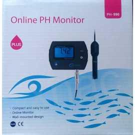 Contrôleur PH Mètre électronique