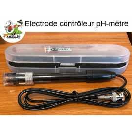 Électrode PH Mètre électronique BNC