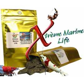 Xtrème Marine Life palets version sachet zip alu