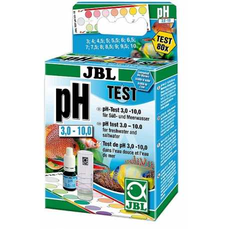 Kit Test PH de 3 à 10 - JBL