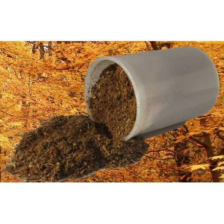 Mix de feuilles naturelles en poudre